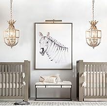 Retro plafondlamp romeinse stijl licht ijzer garderobe kroonluchter slaapkamer dining woonkamer studeerkamer portiek gang ...