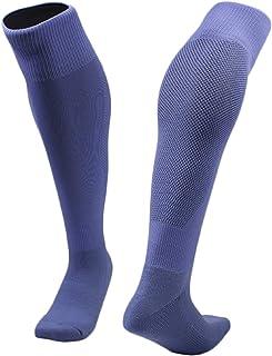 Lian estilo de vida los niños & adultos 1 Pair rodilla alta deportes calcetines Solid XS/S/M