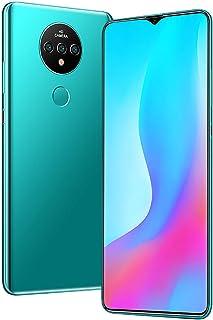 XIAOQIAO Smartfon Mate40, system Android 10.0, wbudowany 10-rdzeniowy procesor, 8 + 512 GB pamięci masowej, funkcja odblok...