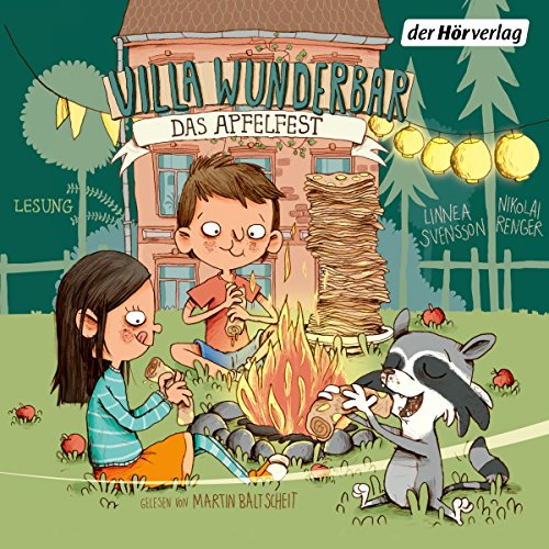 Das Apfelfest     Villa Wunderbar 2              By:                                                                                                                                 Linnea Svensson                               Narrated by:                                                                                                                                 Martin Baltscheit                      Length: 1 hr and 9 mins     Not rated yet     Overall 0.0