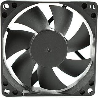 2 x 24V 0.25A 8x8cm Cooling Fan