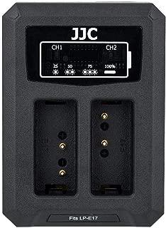 2x Batteria per Canon EOS 1100d 1200d 1300d 2000d 4000d sostituisce lpe17