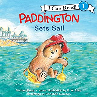 Couverture de Paddington Sets Sail
