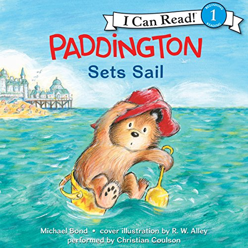 Paddington Sets Sail cover art