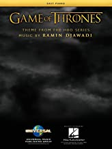 Game of Thrones (Theme from the HBO series) - EASY PIANO Sheet Music Single