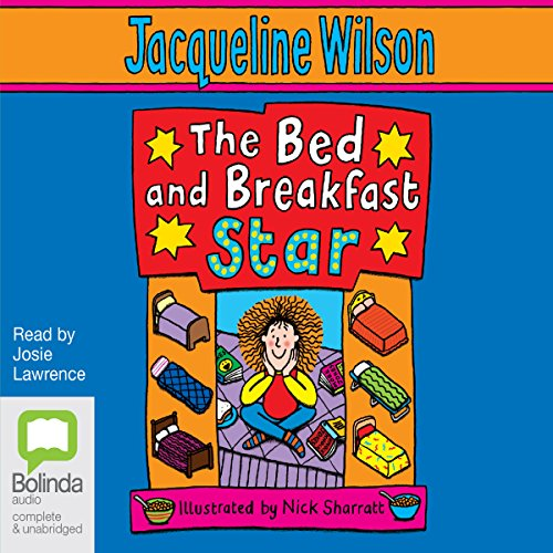 The Bed and Breakfast Star audiobook cover art