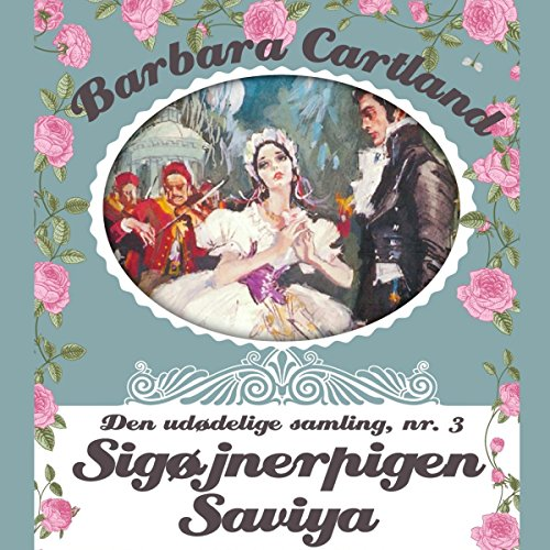 Sigøjnerpigen Saviya audiobook cover art