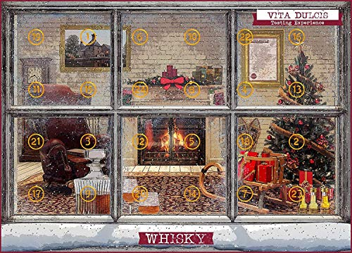 Adventskalender Whisky Klassik Scotch 2019 PiHaMi®