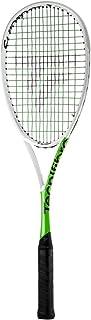 Tecnifibre SUPREM 130 CurV Unisex Adult Squash Racket - White, Single