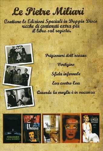 Le Pietre Miliari (10 Dvd+5 Libri)