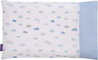 Clevamama ClevaFoam Toddler Pillow Case, Blue