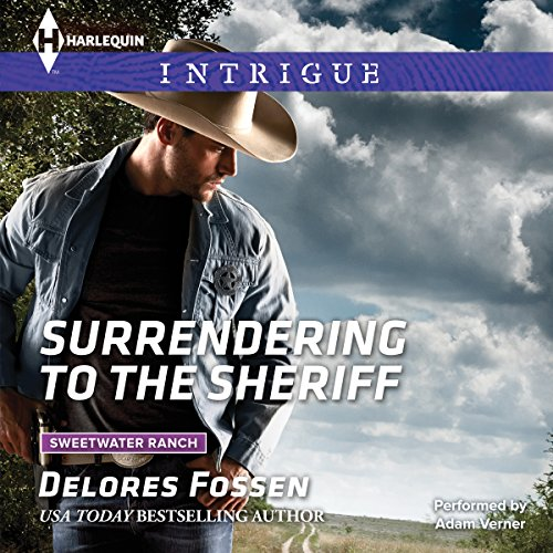 Surrendering to the Sheriff audiobook cover art