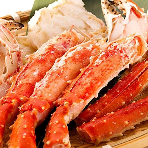 「先行予約」 年末年始用 極上 タラバガニ 足 特大サイズ 天然 たらば蟹 約1kg 予約品 1月2日(木)到着