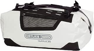 Ortlieb K1402 Travel Duffle, White/Black, 65 cm x 44 cm x 31 cm, 85 Litre