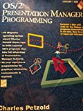 Os/2 Presentation Manager Programming/Book and Disk