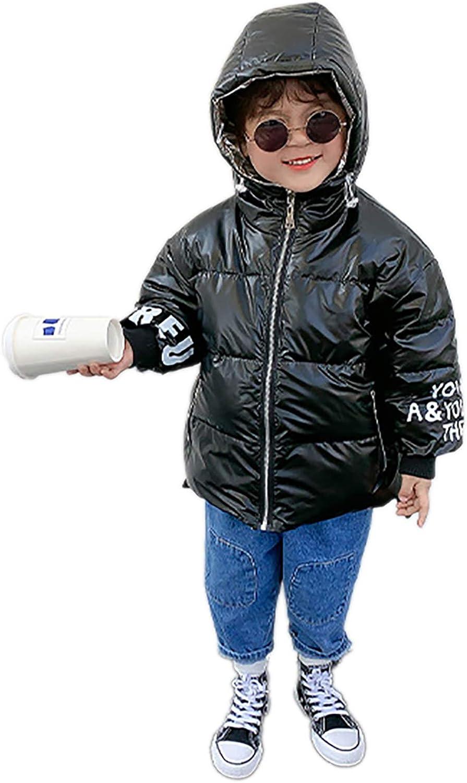 LYMQY 2020 Winter Children's Down Jacket 80% Down Boys and Girls