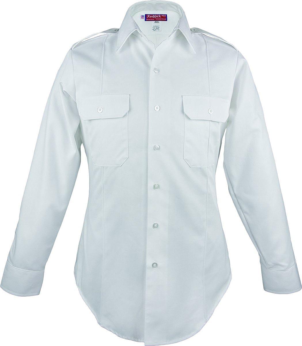 Long Sleeve Dedication White Shirt High quality Duty