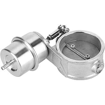 Apri 2,5per accessori per tubi con diametro di 63 mm Duokon Valvola di controllo del gas di scarico universale Aspirazione a vuoto