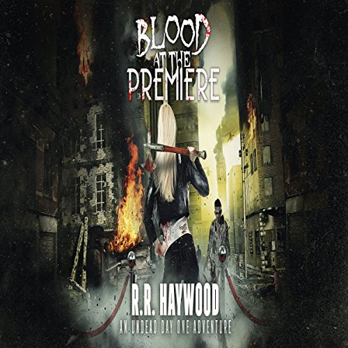 Blood at the Premiere cover art