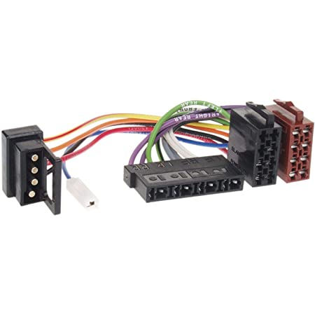 Acv 1194 02 Radioanschlusskabel Für Mercedes E S Klasse Elektronik