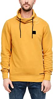 s.Oliver Red Label Men's Sweatshirt in Garment Dye-Style