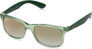RJ9062S Rectangular Kids Sunglasses, Transparent...