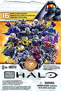 Halo Mega Bloks Series 7 Minifigure Mystery Pack [1 RANDOM Mini Figure]