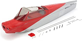 E-flite Fuselage w/Battery Tray Door: UMX Carbon Cub SS, EFLU1167