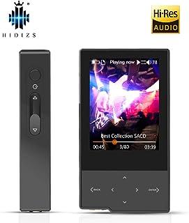 HIDIZS AP60 Bluetooth MP3プレーヤー高解像度音楽プレーヤーロスレスデジタルオーディオプレーヤー 第二代