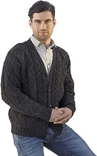 mens aran knitwear
