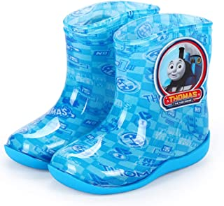 Rubber Boots For Men-Rubber Boots Thomas Children's Rain Boots Boys Rain Boots Children's Non-slip Children's Water Boots Lightweight Baby Water Shoes |Rain boots