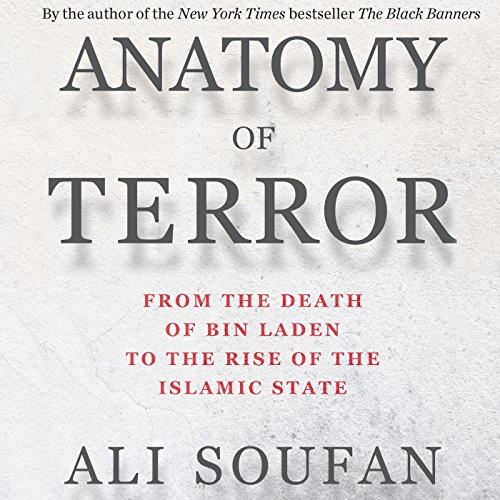 Anatomy of Terror audiobook cover art
