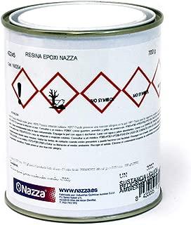 Resina Epoxi Transparente para Manualidades | Ideal para hacer REGALOS ORIGINALES en estas NAVIDADES | Extraordinaria Resistencia y Dureza | 700 GR.