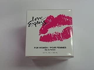 LOVE EXPRESS by Express 3.4 oz (100 ml) EDP Women