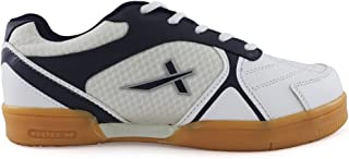 Vector X Warrior Badminton Shoes (White)