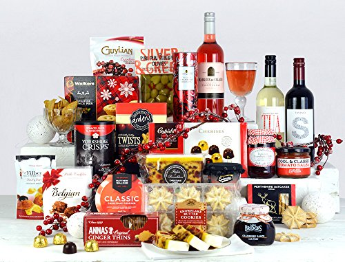 Luxury Christmas Hamper - Taste of Christmas Food Hamper (Carton)