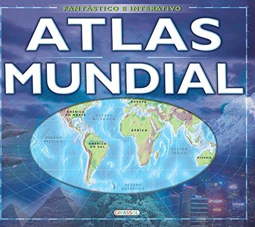 Atlas Mundial Fantástico e Interativo