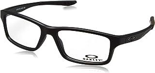 0OY8002 Monturas de gafas, Satin Black, 50 para Hombre