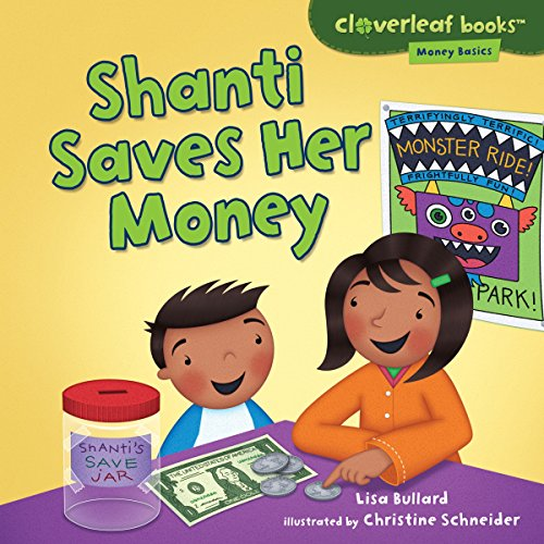 Shanti Saves Her Money copertina