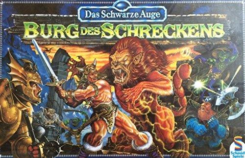 Das schwarze Auge - Die Burg des Schreckens - Das große Fantasy und Abenteuerspiel