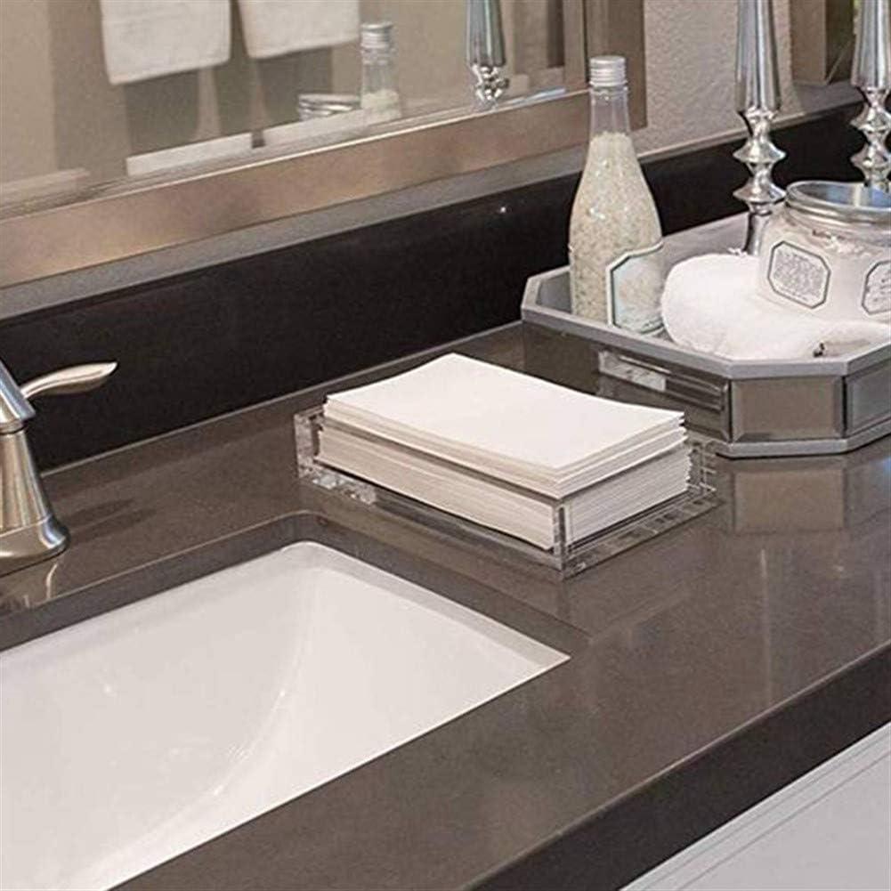 Plastique jetables Doux salle de bains Parti Linge Feel Invit/é /à usage unique Serviettes en tissu comme Serviettes en papier /à la main Absorbent Couleur : White Essuie-mains for la cuisine