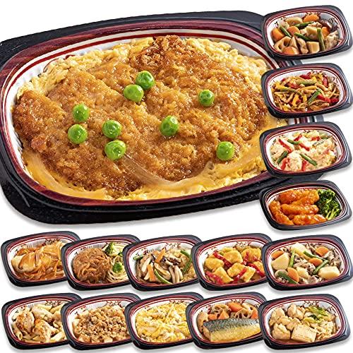 冷凍弁当 冷凍 おかず 弁当 15食セット いろどり一菜 惣菜 冷凍食品 簡単 お弁当 常備食