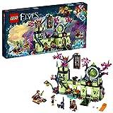 LEGO- Elves Evasione dalla Fortezza del Re dei Goblin Costruzioni Piccole Gioco Bambino, Multicolore, 804709