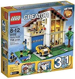 LEGO Creator Family House (31012) [Parallel Import Goods]