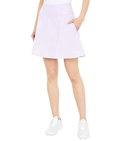 PUMA Golf PWRSHAPE Solid Woven Skirt (Light Lavender) Women