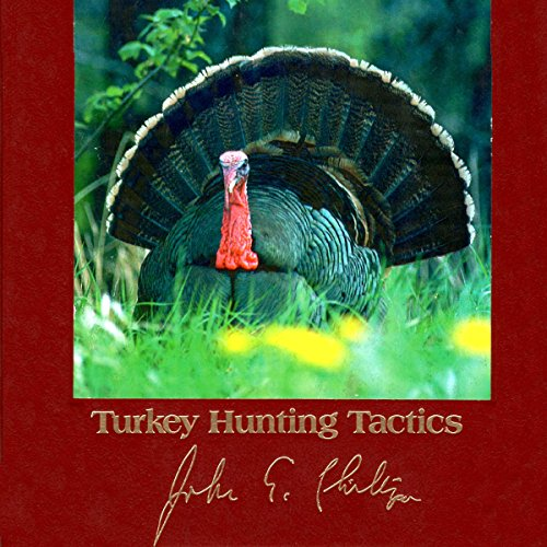 Turkey Hunting Tactics audiobook cover art