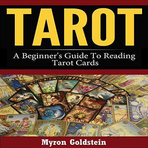 Tarot audiobook cover art