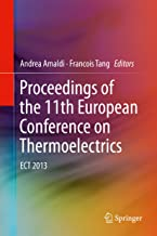Proceedings of the 11th European Conference on Thermoelectrics: ECT 2013