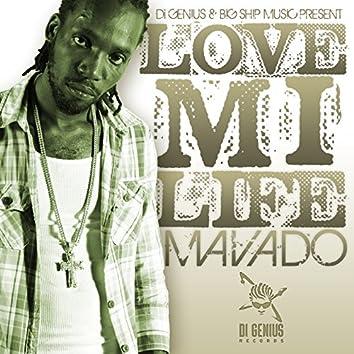 Mavado-Love Mi Life