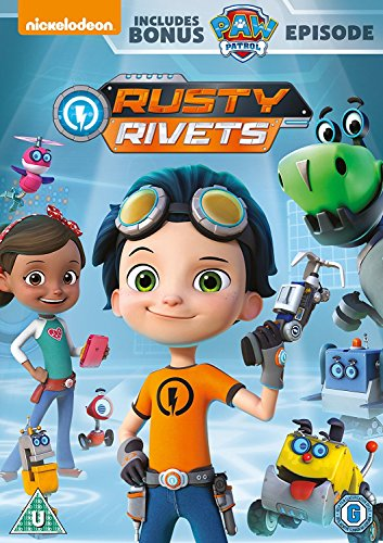 Rusty Rivets de Ruby Buggy construire Pack Set Figure